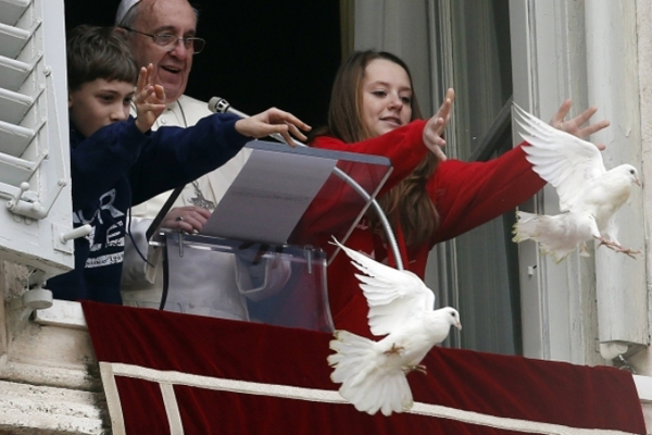 папа римский-