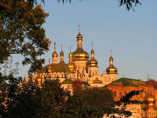 1-Успенский собор Киево-Печерской лавры-Великая Церковь-