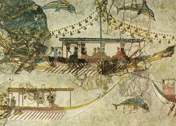 Триконтера VI в. до н.э.-