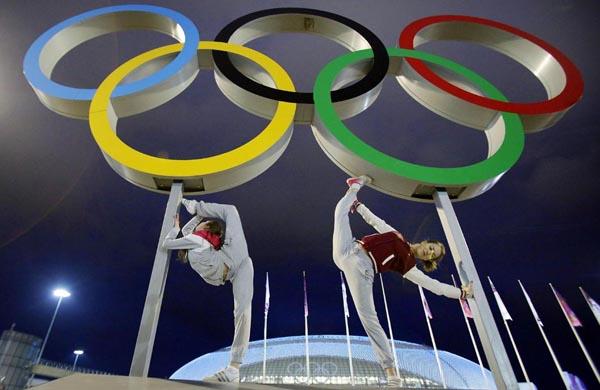 кольца олимп