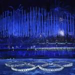 Закрытие XXII Олимпийских игр в Сочи