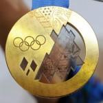 Медали зимней Олимпиады в Сочи-2014