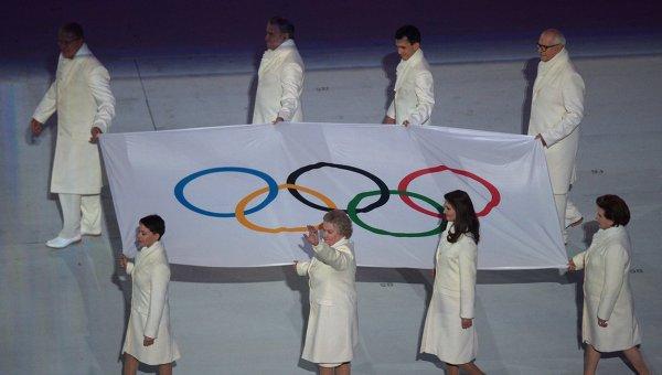 олимп-флаг
