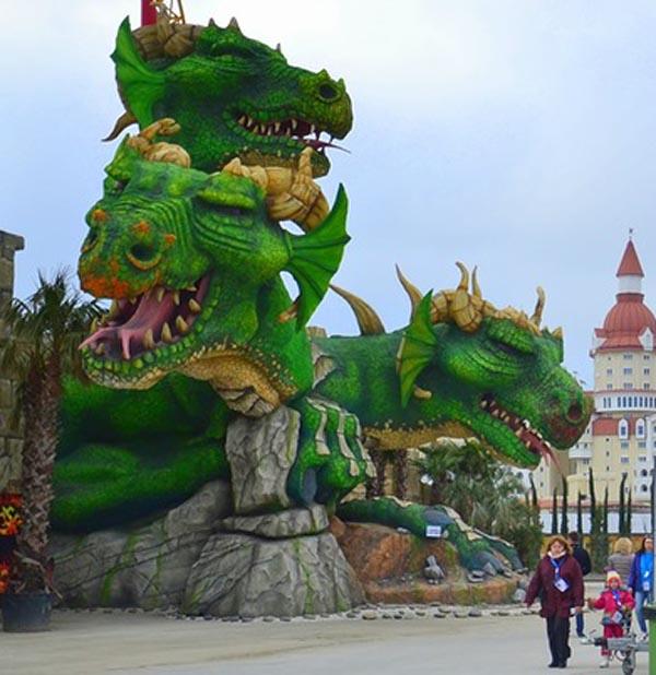 парк-змей