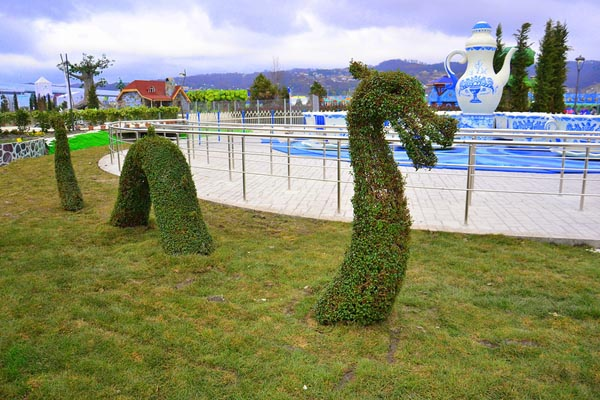 парк-змей=