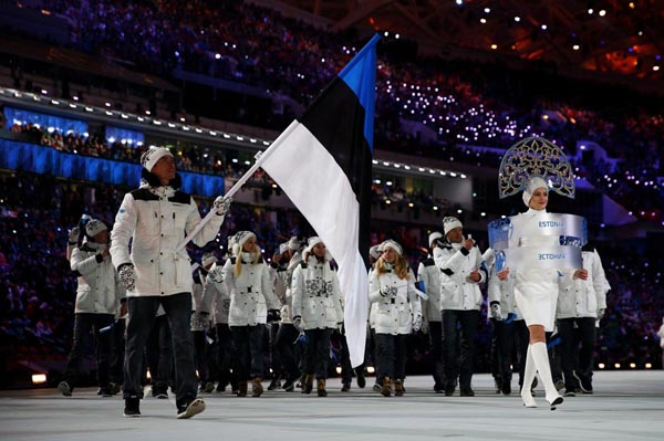 эстония-