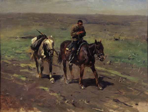 1923-в отряд к Буден