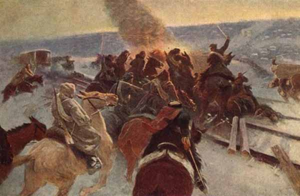 1925-Взятие Новочеркасска