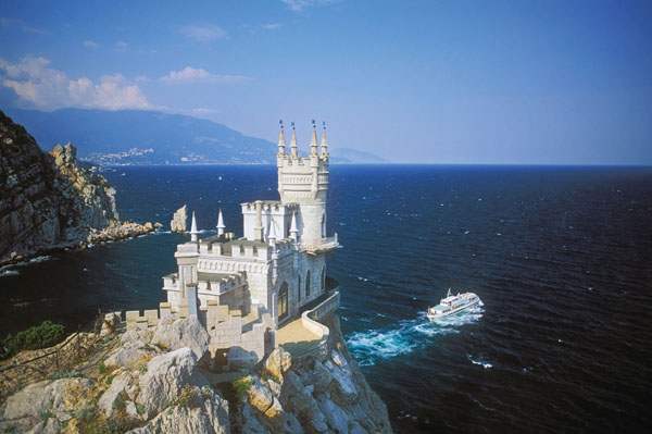 1swallow nest castle