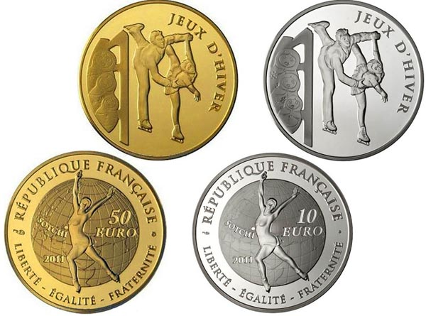 50-10 евро-olympic-coins-france-sochi-