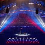 22 Зимние Олимпийские игры открыты