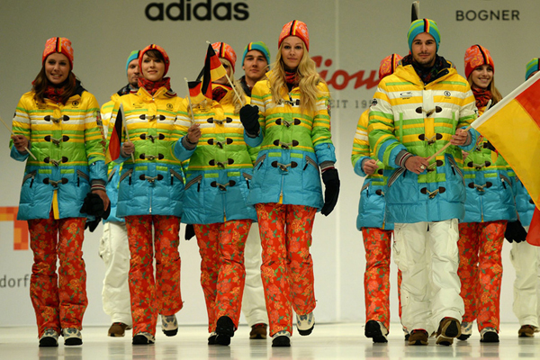 German-Winter-Olympic-Team