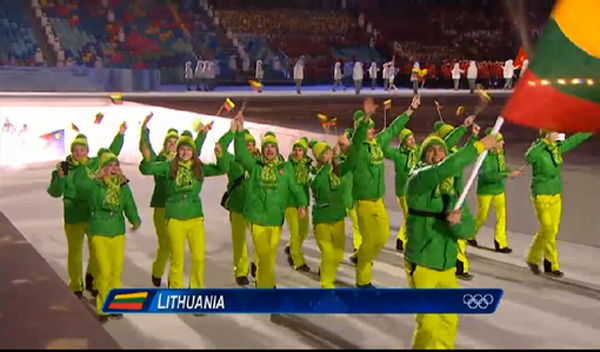 Lithuania-Sochi-