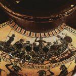 Античные корабли древнего мира