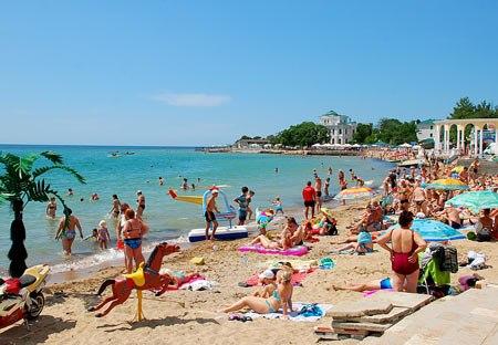 пляж-фрунз