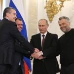 Крым в сердце России.
