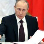 Путин подписал закон о вступлении Крыма в состав Российской Федерации