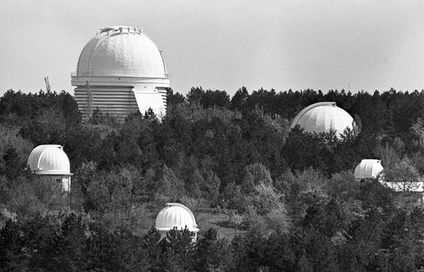 Крымская-астрофизическая-обсерватория-Академии-наук-СССР-1980-год
