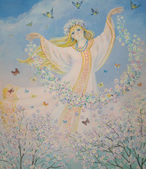 весна-zhiva