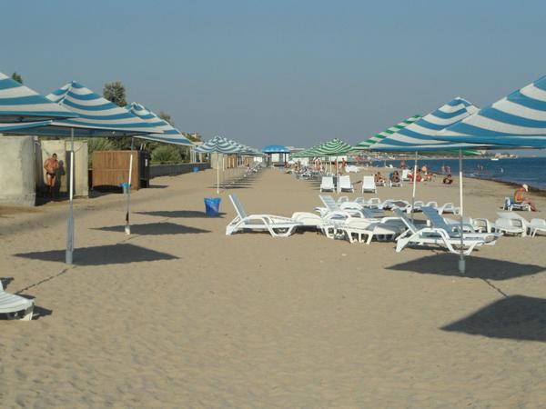 лето-пляж