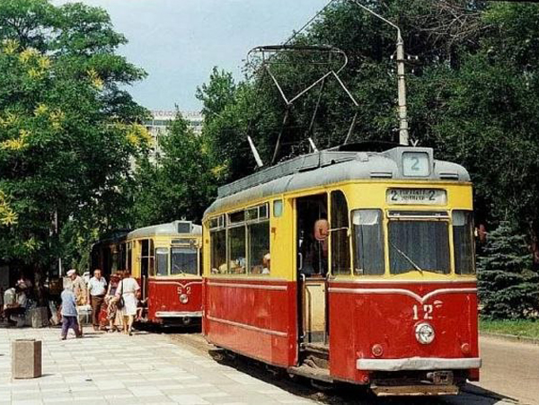 стар. трамвай