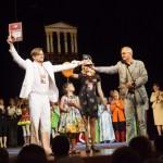«Золотой ключик» получил гран-при II Международного фестиваля «Театр. Дебют. Ялта»