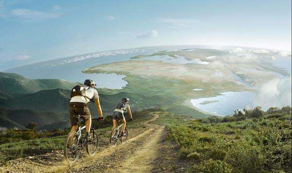 крым на велосипеде