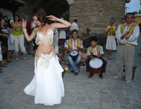 1восточный танец