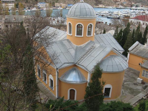 Балаклава-церковь