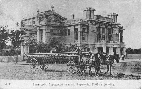 1-театр-с телегой
