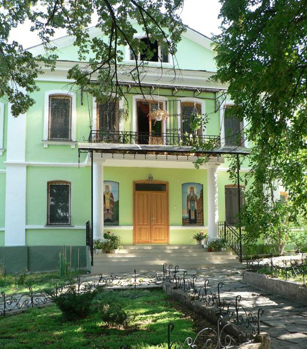 Топловский монастырь--