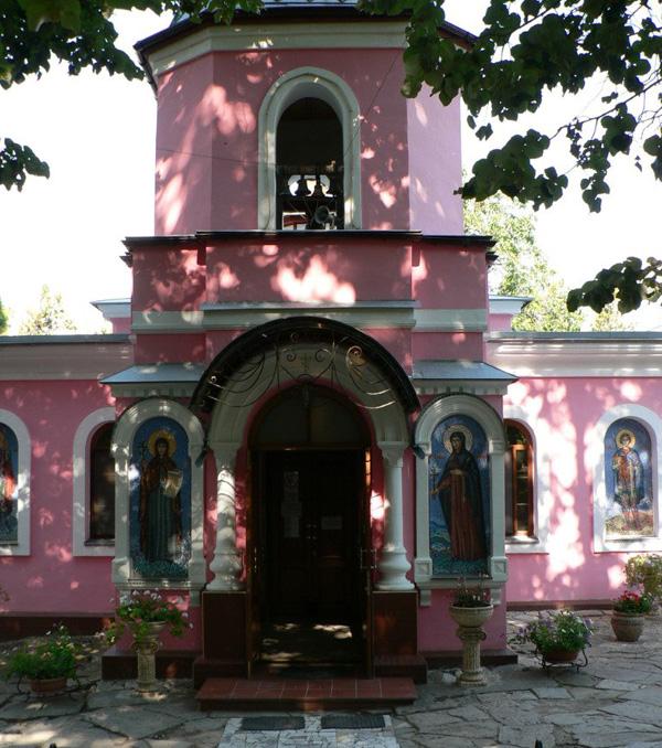 Топловский монастырь=