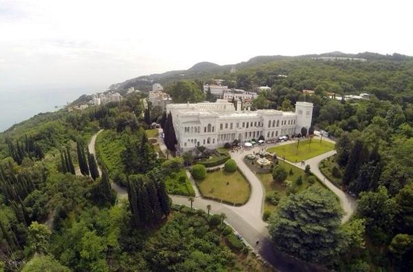Ливадийский Дворец5