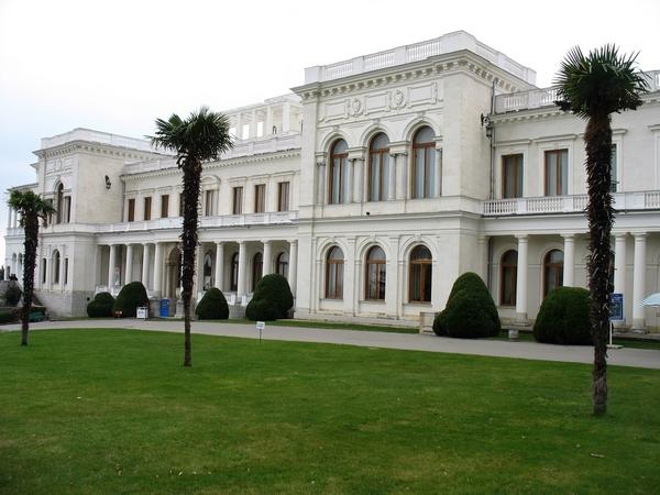 Ливадийский дворец-=