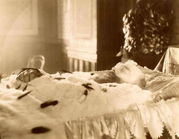 Император Александр III Александрович. 2 октября 1894 г. Крым. Ливадия