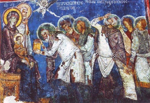 Мельхиор, Каспар и Бальтазар-