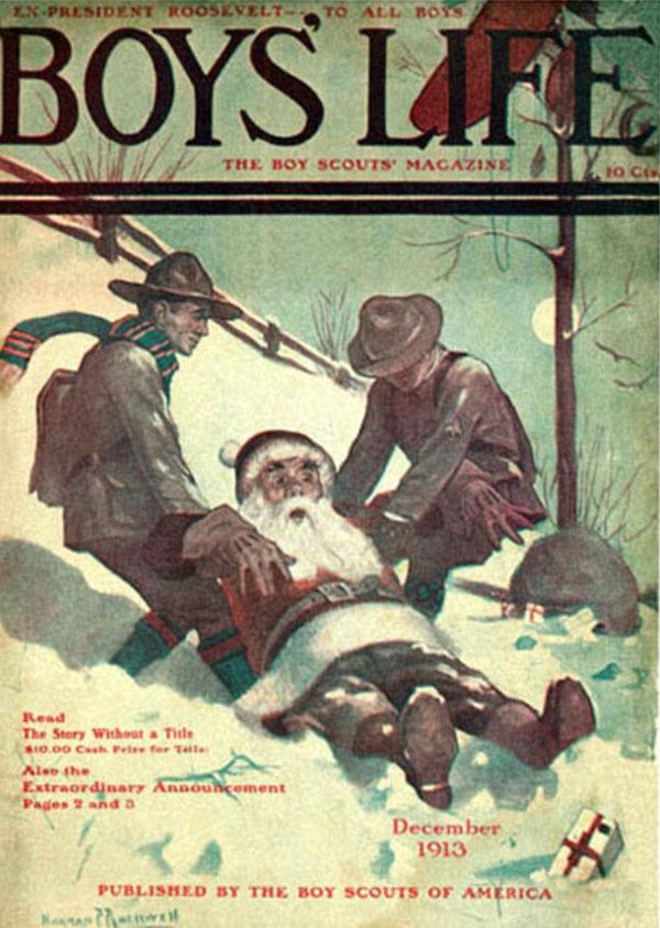 11. - 1913 Американская обложка