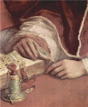 1517-портрет папы Льва X,