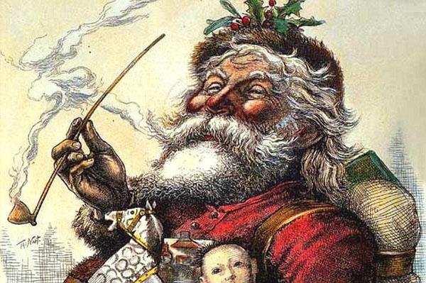 7. Веселый Старый Санта - 1881
