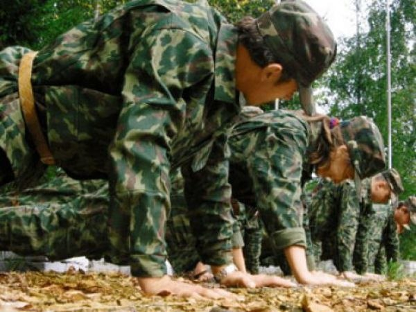 воин-подготовка