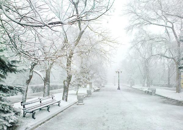 дувановская-зима