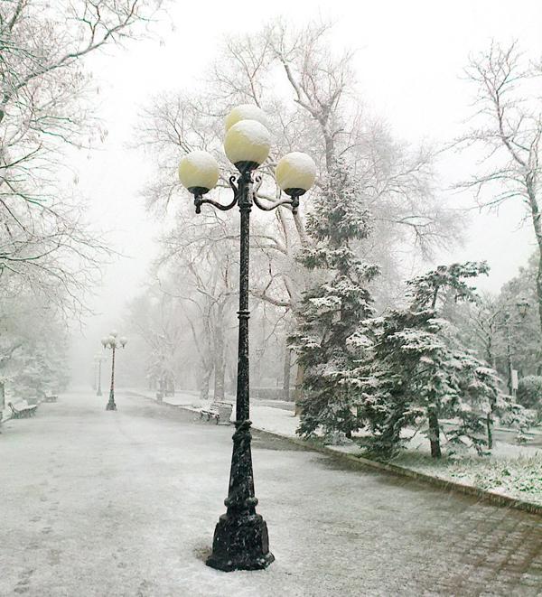 дувановская-фонарь