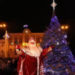 «Зимние вечера на Театральной» площади.