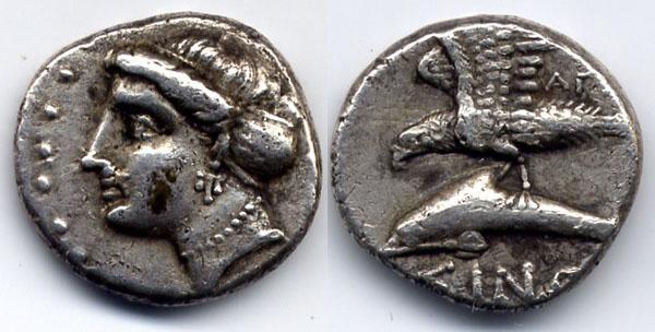 Монеты Пафлагонии