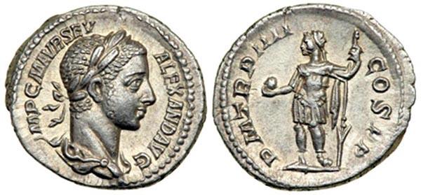 Александр Север - 222-235 г.г.