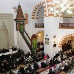 Празднование Маулид в мечети Хан-Джами