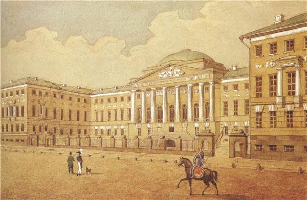25-Московский университет.