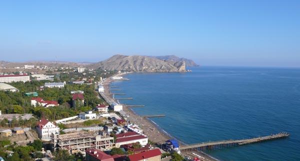 Судак (Сураж). Крым