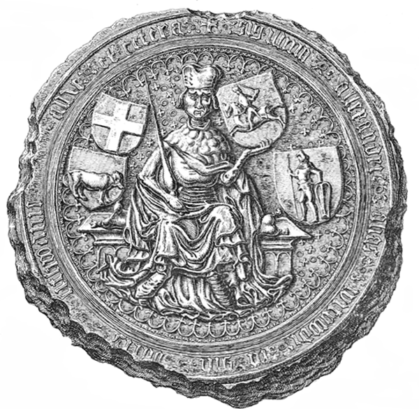 Князь Витовт Литовский, Гродненский, Луцкий, Трокский