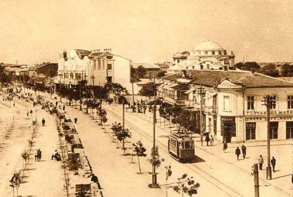 Лазоревская-трамвай-гранд-отель